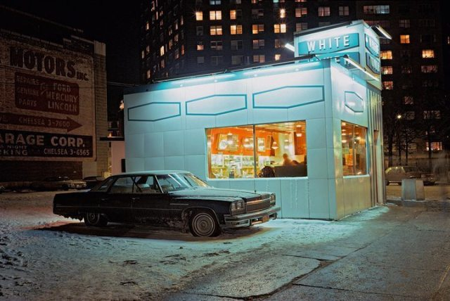 Buick Lesabre 1976, New York, photo by Langdon Clay