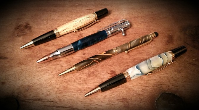A Few Pens Worth