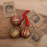 Ball Style Pencil Baubles