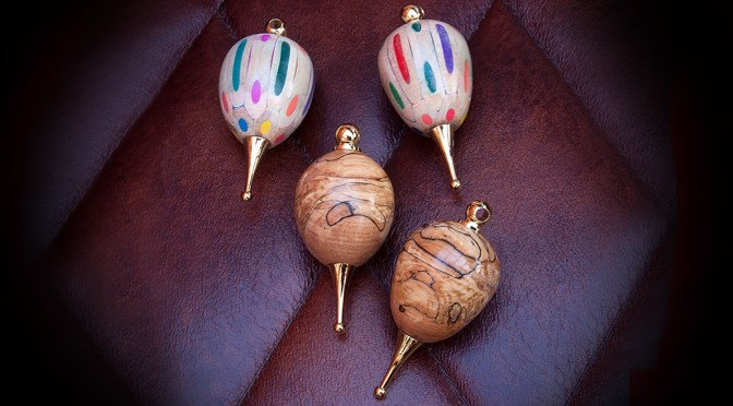 Spalted Eggs