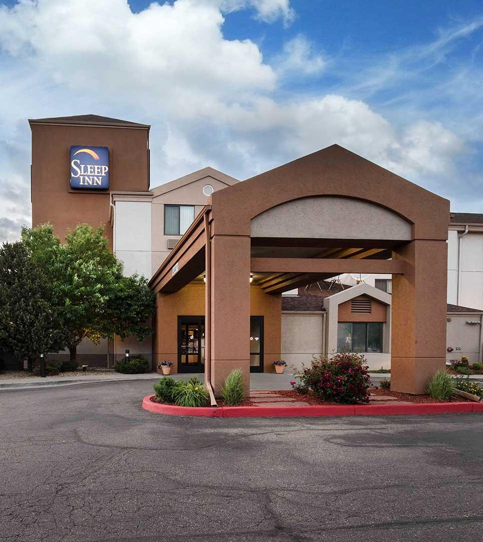 Sleep Inn Denver Tech Center Denver Area Hotel Greenwood