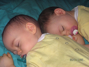co-sleeping naps