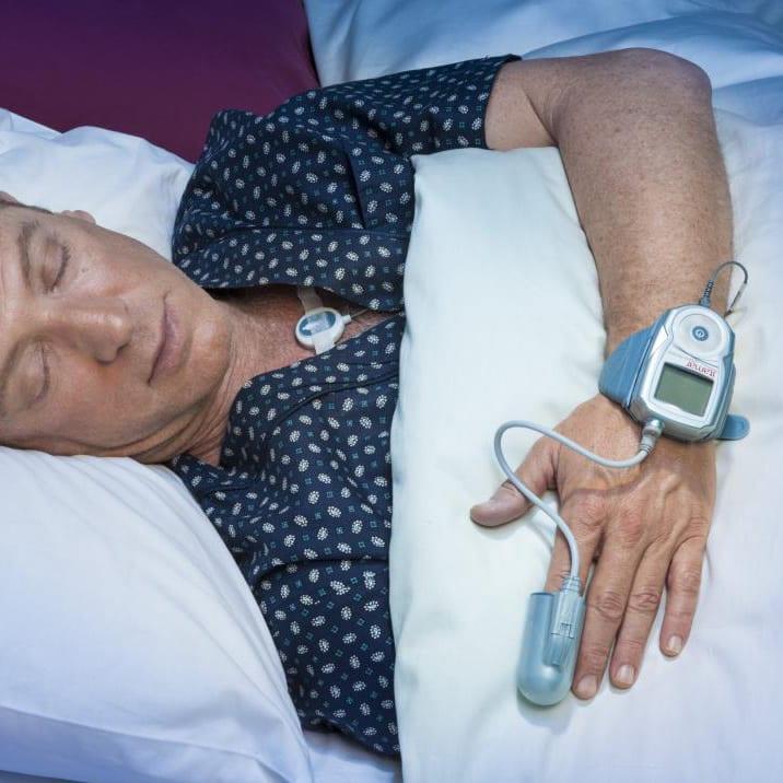 Home Sleep Study WatchPAT  SleepQuest