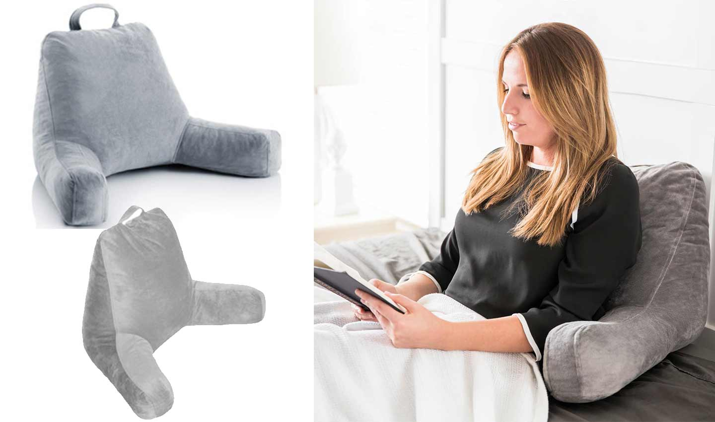 the 10 best reading pillows to buy in