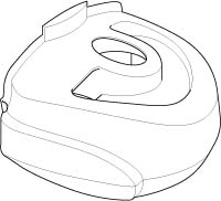 SleepRestfully.com: ResMed Heated Humidifier Parts
