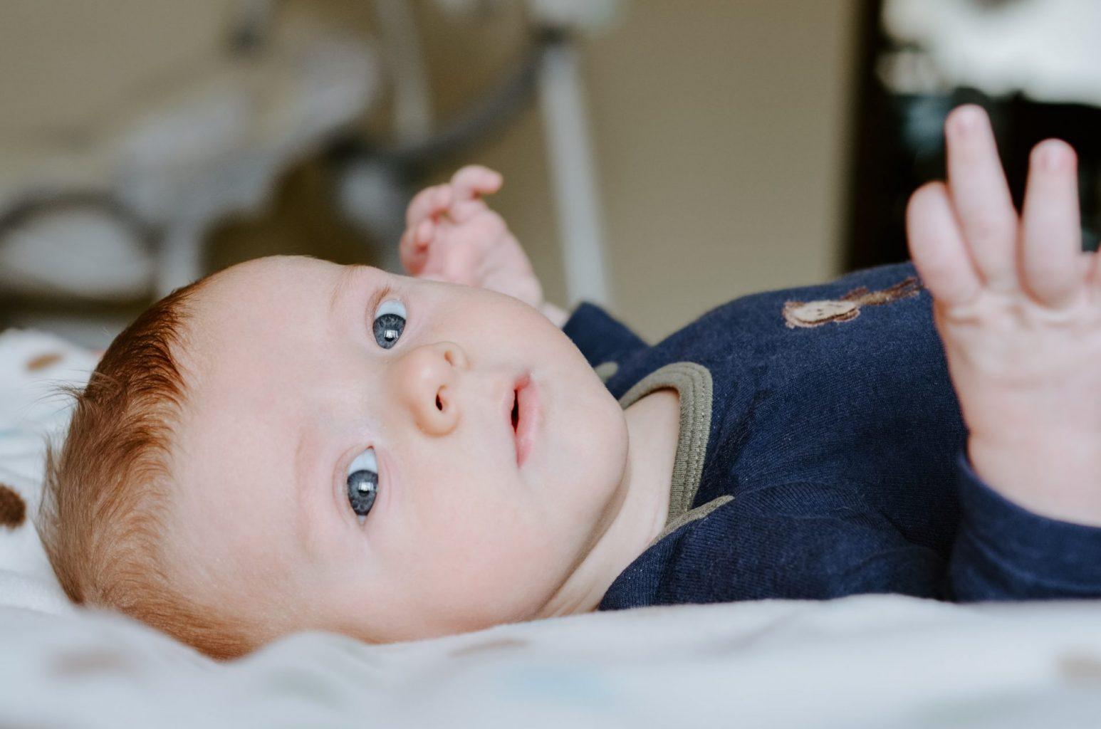 top 5 infant sleep myths