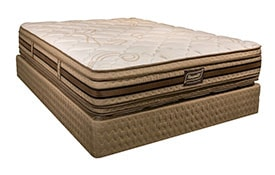 Contour Pedic Brentwood ET Interspring Two-Sided Mattress
