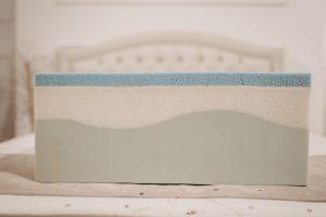 sleepwell memory foam mattress