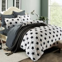 11 Best Black and White Duvet Covers That Will Make Your