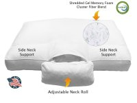 Best Cervical Pillows For Neck Pain: Time To Wake Up Free