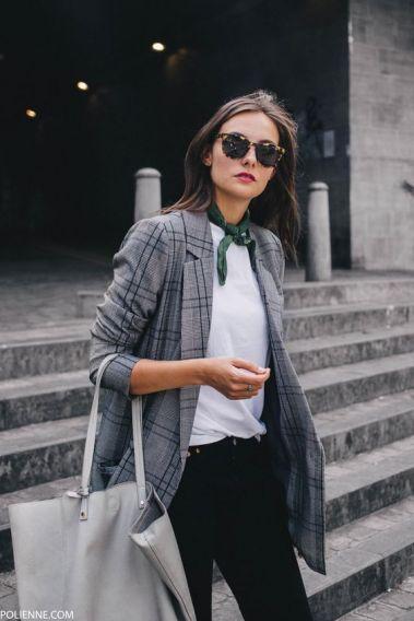 Classy avec un blazer