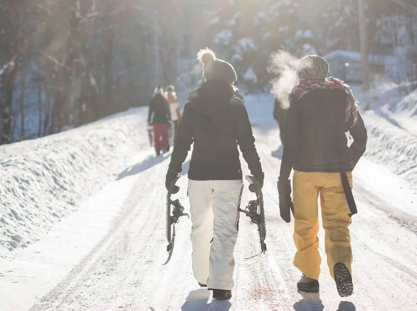 Vhodné boty do sněhu