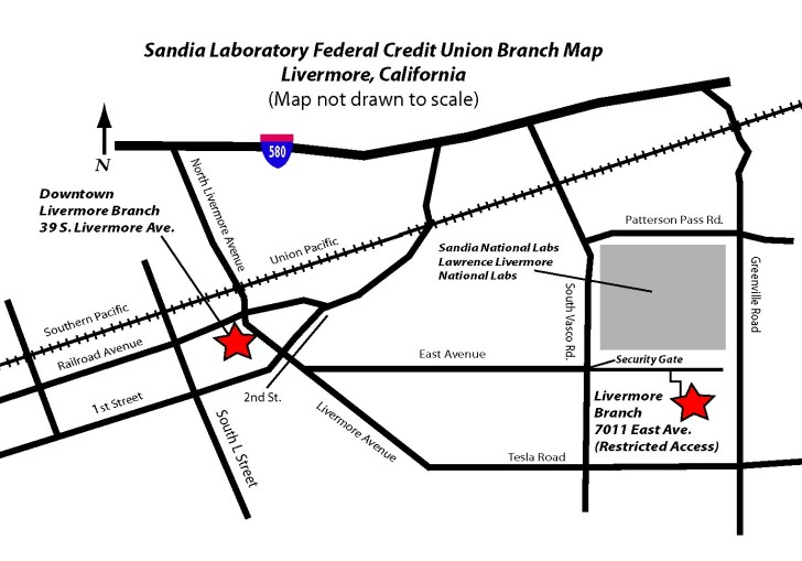 Sandia Laboratory Federal Credit Union Locations Atms