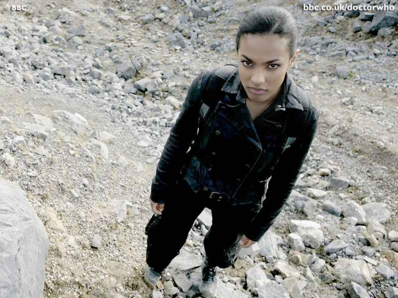Martha Jones Looking Badass