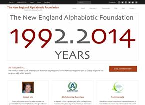 The New England Alphabiotic Foundation
