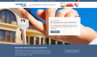 Locked In N Out - 24 HOUR LOCKSMITH - (617) 599-7435 - Boston MA