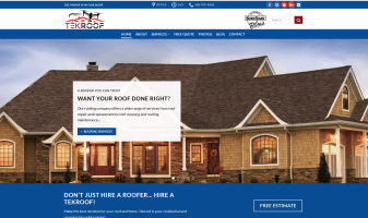Tekroof is a roofing company where roofing performance and technology meet