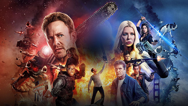 Image result for sharknado 4