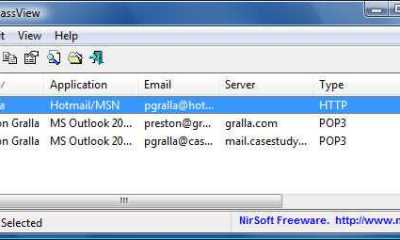 Mail PassView
