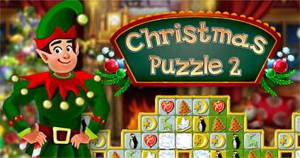 Christmas Puzzle 2 1