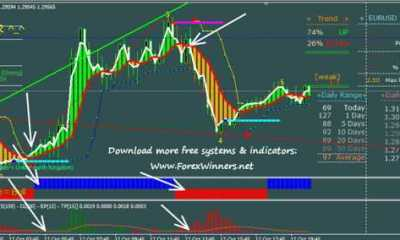 Forex trading system without indicators