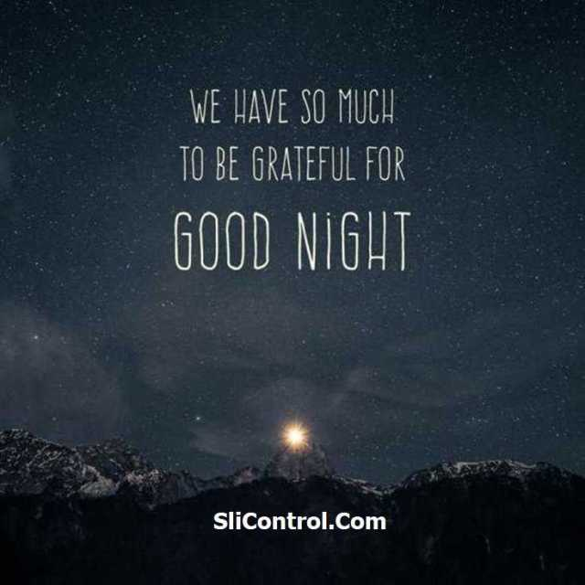 10 Good Night Quotes and Positive Life Sayings 8