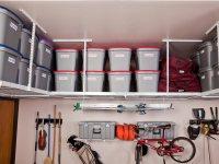 Overhead Garage Storage | Ceiling Mounted Racks