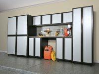 Tech Series Garage Cabinets | Garage Storage Cabinets