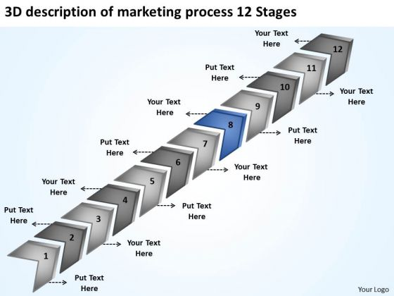 Of Marketing Process 12 Stages Non Profit Business Plan Template ...