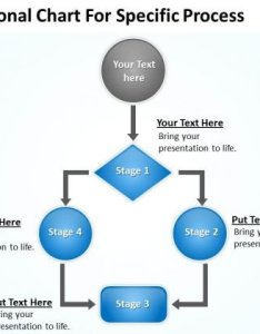 Organizational chart for specific procee ppt business plan form powerpoint slides templates also rh slidegeeks