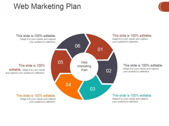 Web Marketing Plan Ppt PowerPoint Presentation Outline Format ...