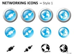 network icons slide geeks
