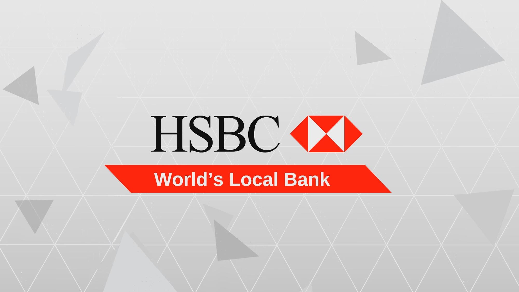 HSBC SlideGenius PowerPoint Design & Pitch Deck