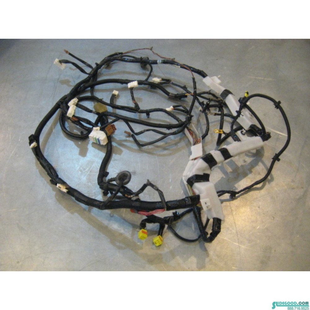 medium resolution of 07 nissan 350z body wiring harness 24014 ev00a r18282350z wiring harness 9