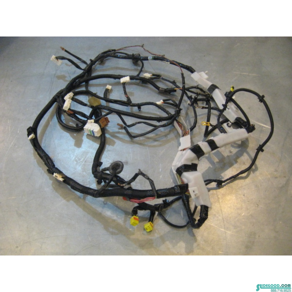 hight resolution of 07 nissan 350z body wiring harness 24014 ev00a r18282350z wiring harness 9