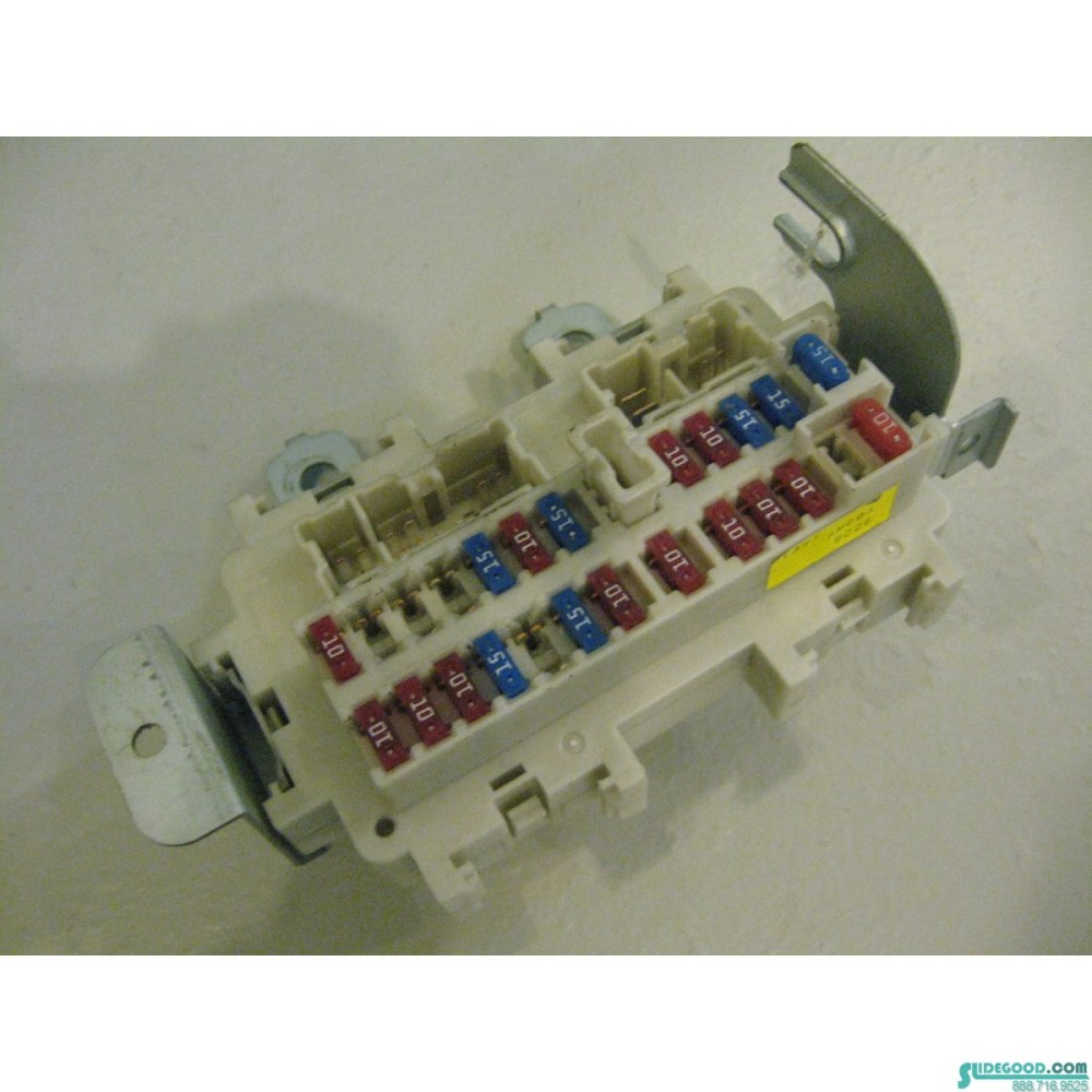 medium resolution of fuse box in nissan 350z