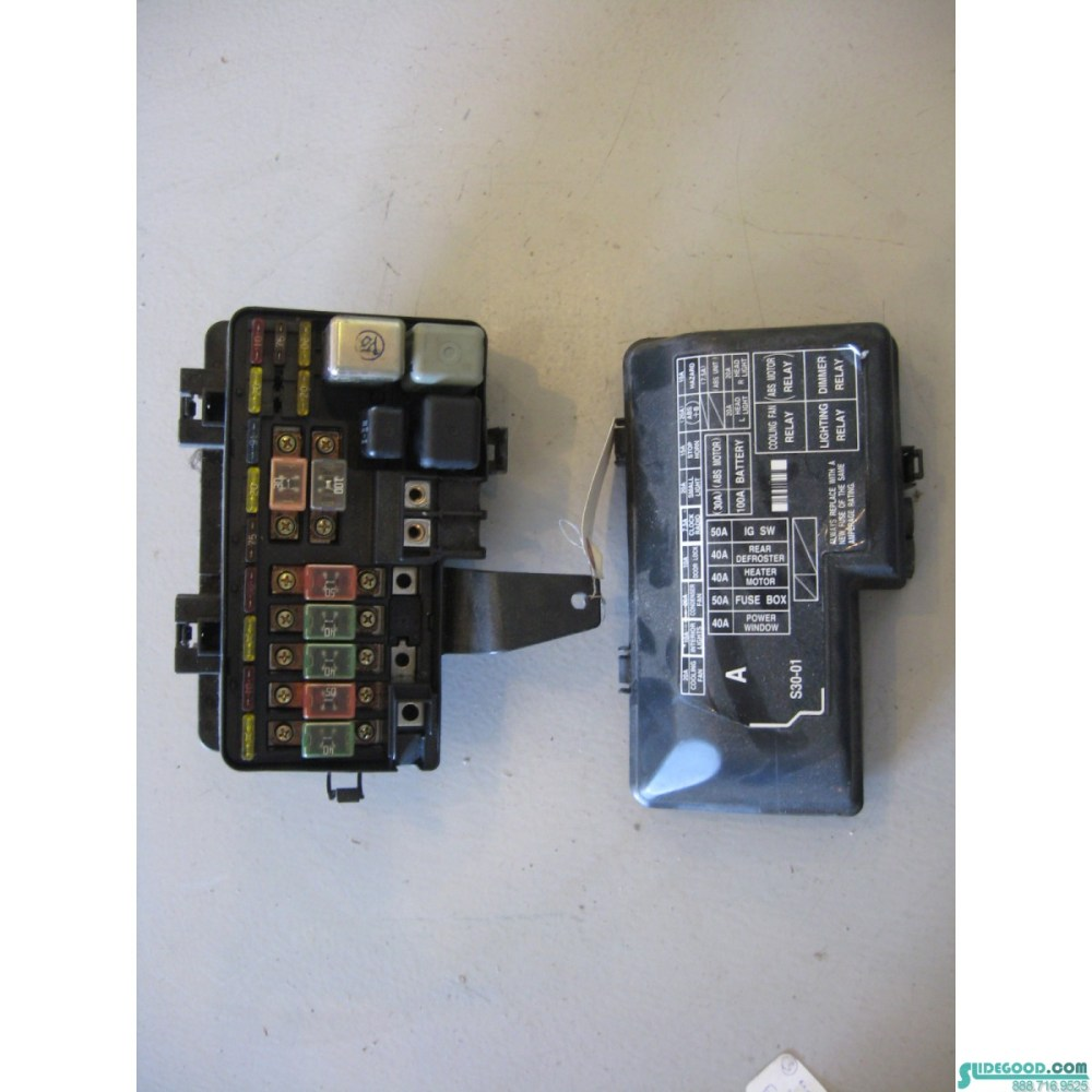 medium resolution of honda prelude fuse box wiring library rh 11 bloxhuette de 1989 honda prelude fuse box 1993 honda prelude interior fuse box diagram