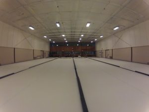 Curling field
