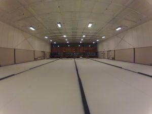 Curling field