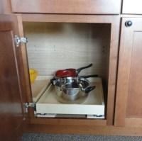 Kitchen Cabinet Blind Corner Pull Out Shelves-Slide Out ...
