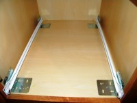 Pull Out Cabinet Shelf Hardware  Cabinets Matttroy