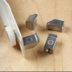 Kitchen Cabinet Corner Protectors Home Depot Backsplash Glass Tile Pull Out Shelves   Hook Dowels Pilaster System