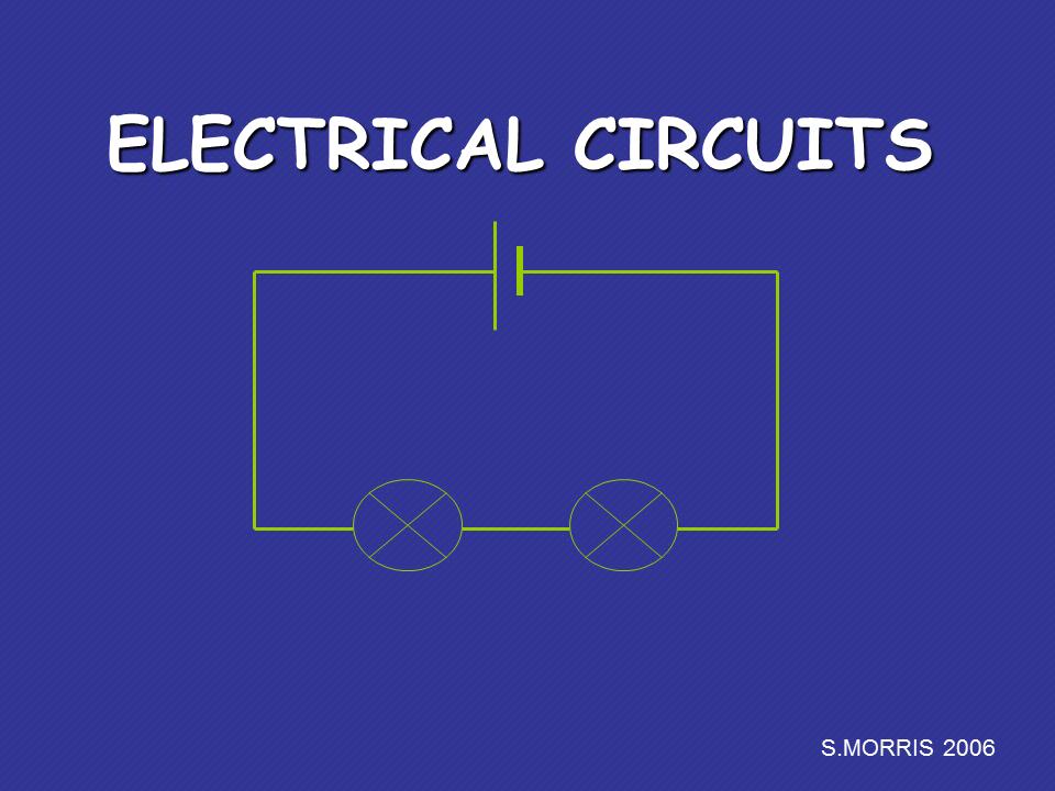 Electrical Circuit Symbols Ppt