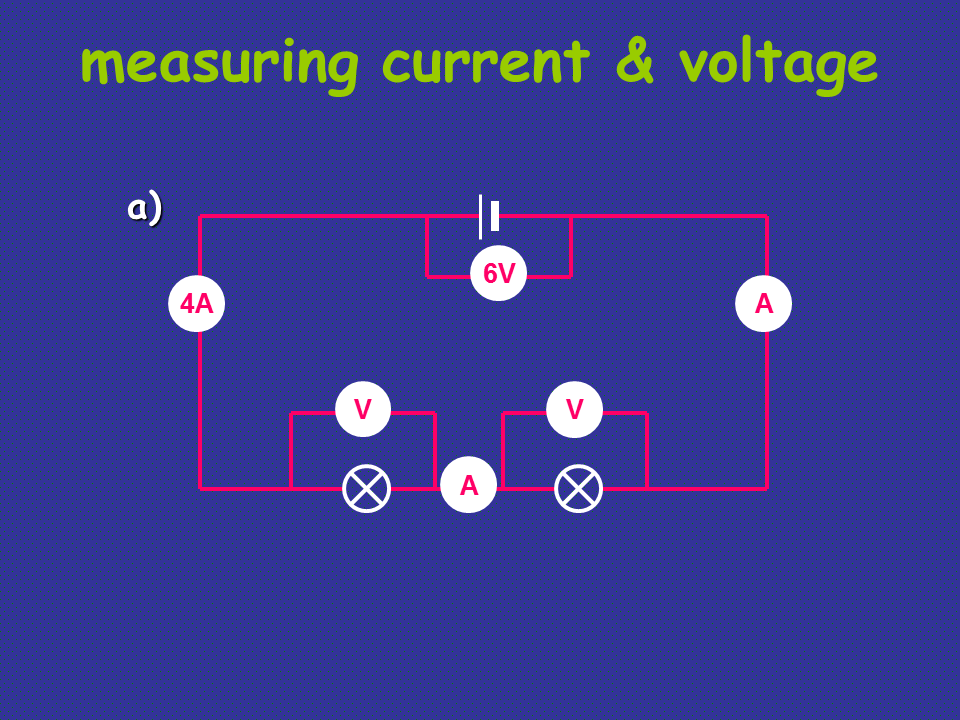 how to draw a circuit diagram project management aon example measuring voltage - sliderbase