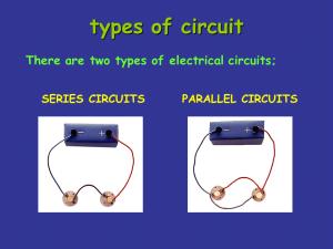 Electrical Circuits  Presentation Physics  SliderBase