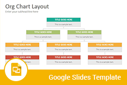 How to create an organizational chart in google docs? Org Charts Diagrams Google Slides Presentation Template Slidesalad