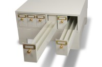 SS-200 Microscope Slide Cabinet - Slide Storage Cabinets