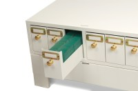 Microscope Slide Cabinets from Phoenix Metal Products ...