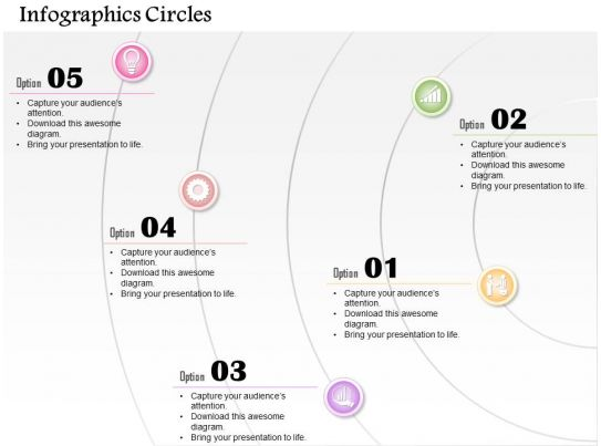 0514 Business Consulting Diagram Infographic Design With