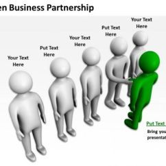 Net Diagrams Of 3d Shapes Hyundai Accent Engine Diagram Men Business Partnership Ppt Graphics Icons Powerpoint | Templates Slides ...